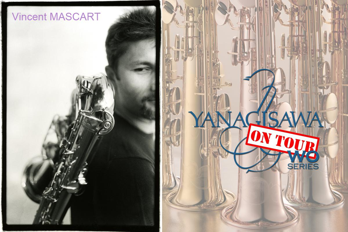 Photo YANAGISAWA en tournée
