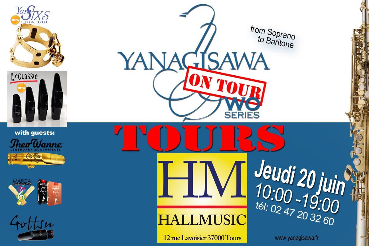 Illustration TOURS
