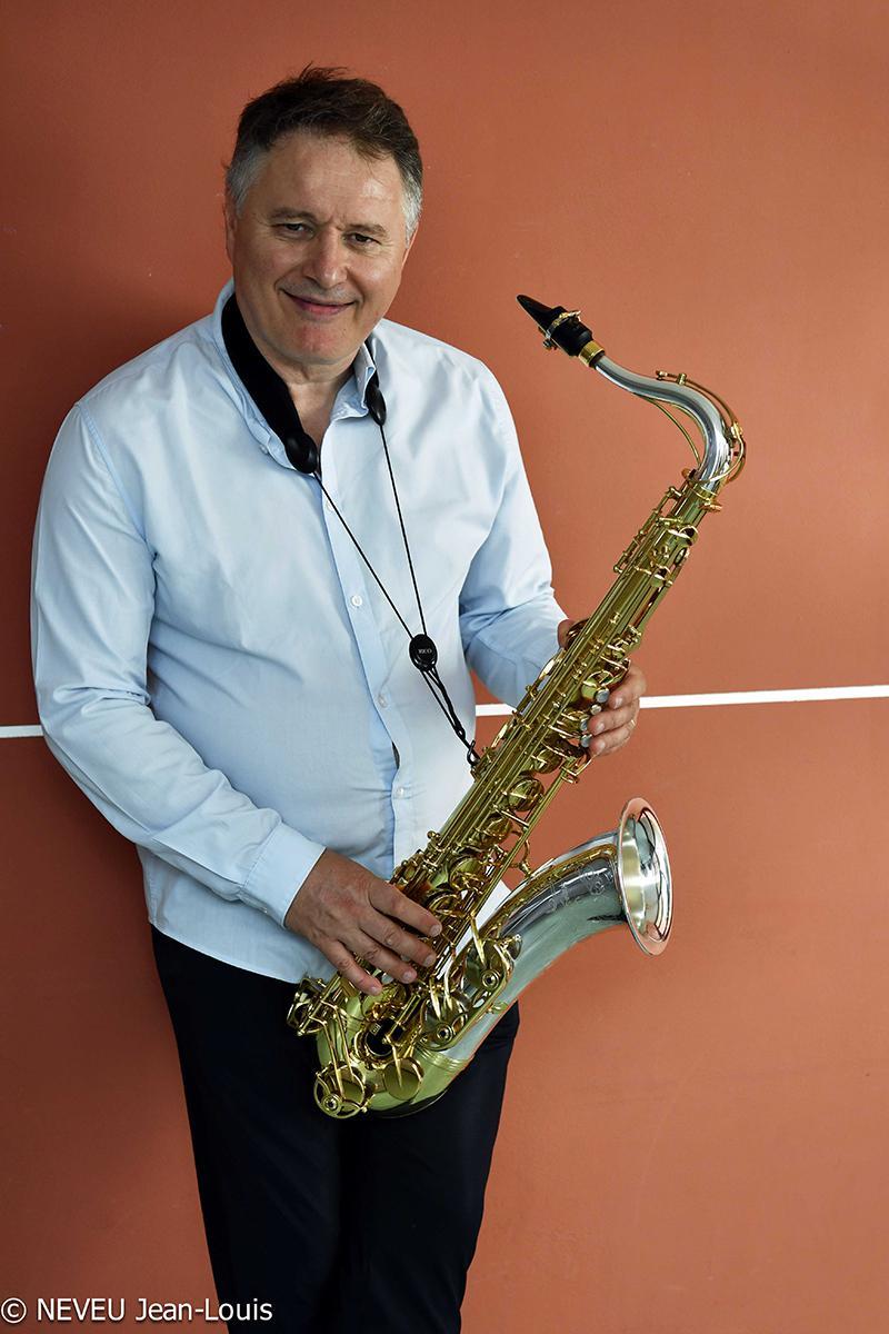 Sylvain BEUF